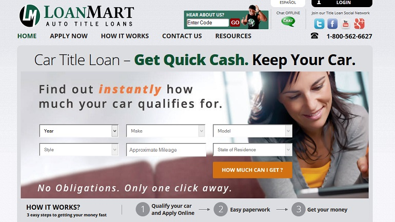 prestamos en loan mart