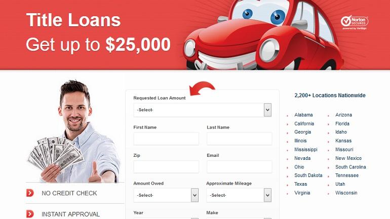 prestamos en title loan portal