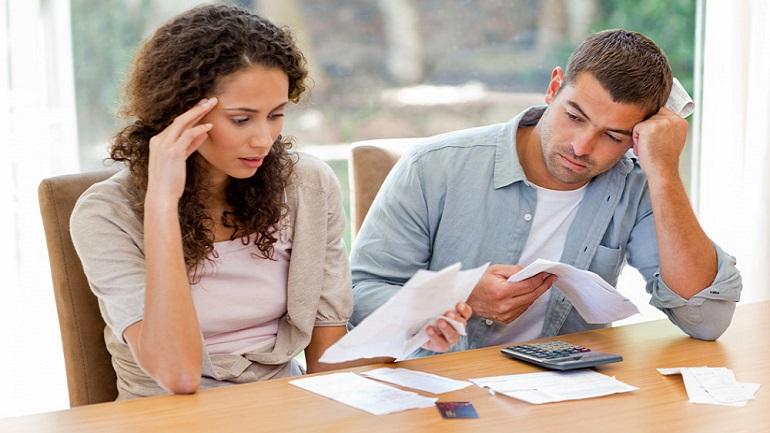 deudas en las finanzas familiares