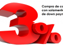 Préstamo Para Casa Con 3% de Depósito
